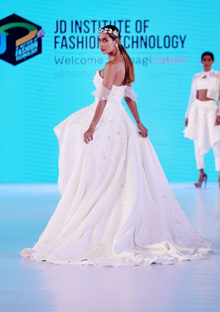 bangalore times fashion week 2019 - BTFW 2019 25 724x1024 - SPLASH BY JEDIIANS AT  BANGALORE TIMES FASHION WEEK 2019 – MONSOON EDIT