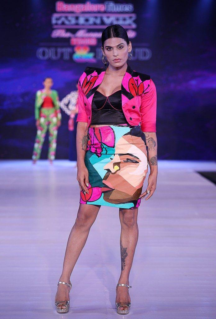 bangalore times fashion week 2019 - BTFW 2019 28 695x1024 - SPLASH BY JEDIIANS AT  BANGALORE TIMES FASHION WEEK 2019 – MONSOON EDIT