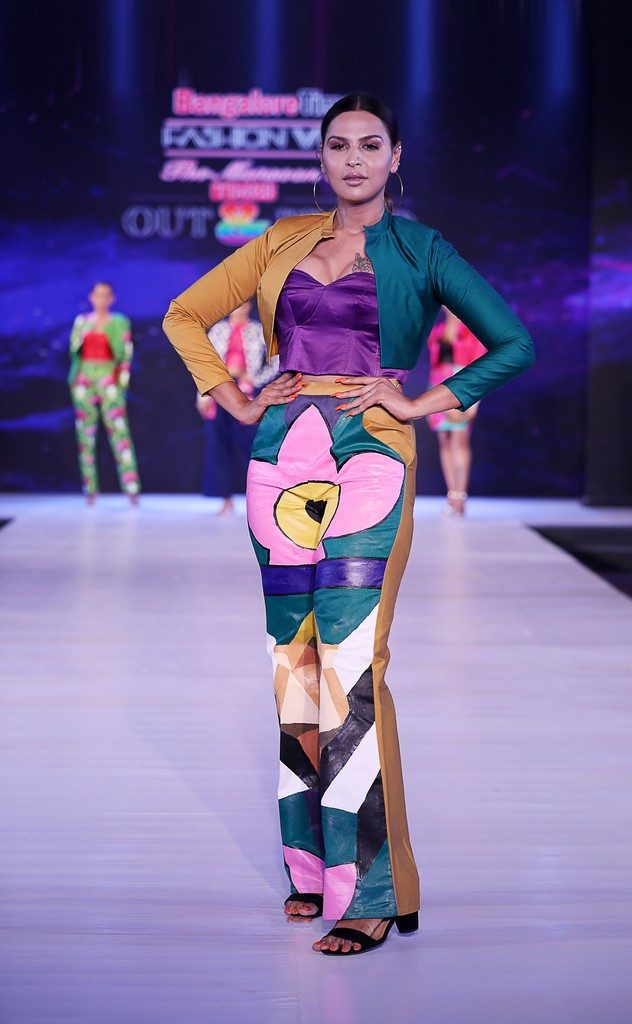 bangalore times fashion week 2019 - BTFW 2019 30 632x1024 - SPLASH BY JEDIIANS AT  BANGALORE TIMES FASHION WEEK 2019 – MONSOON EDIT