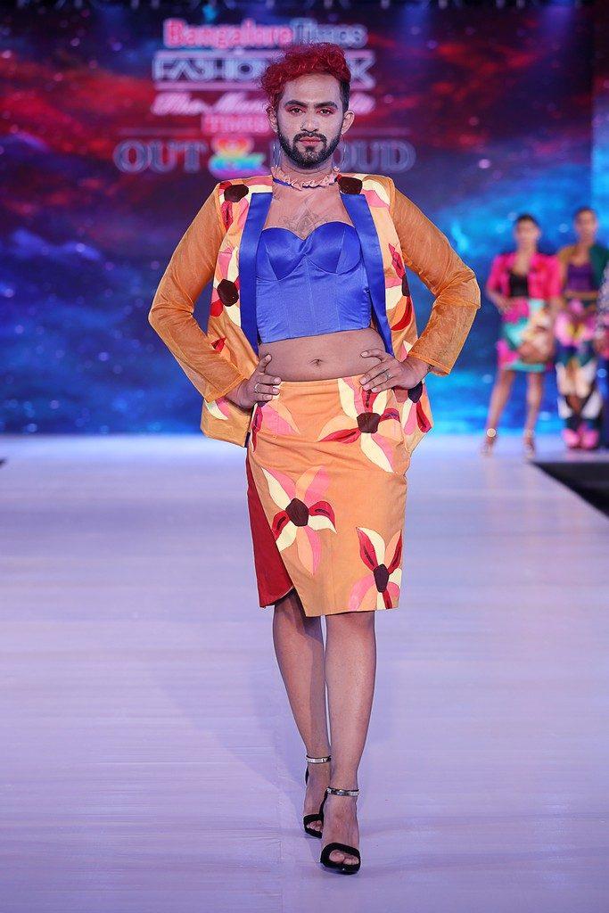 bangalore times fashion week 2019 - BTFW 2019 31 683x1024 - SPLASH BY JEDIIANS AT  BANGALORE TIMES FASHION WEEK 2019 – MONSOON EDIT