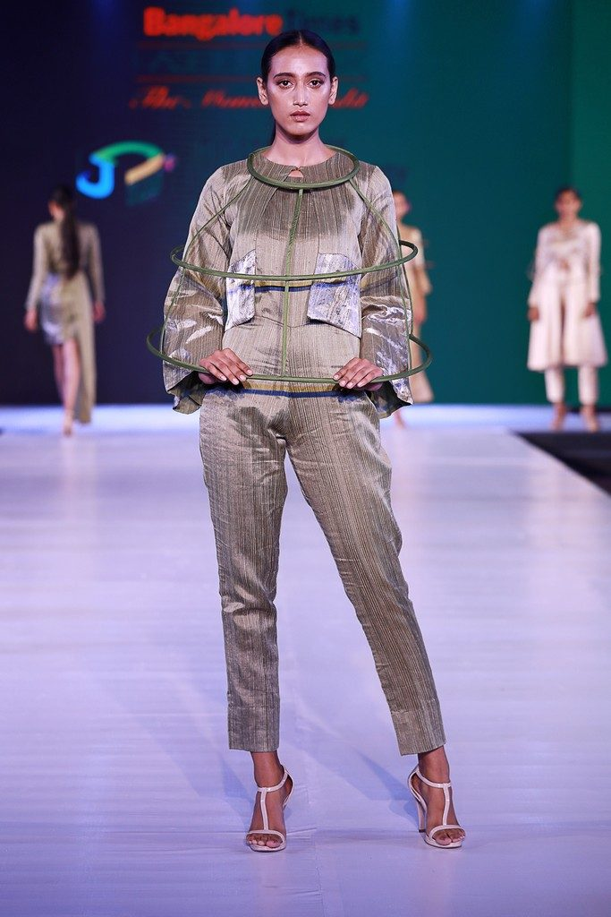 bangalore times fashion week 2019 - BTFW 2019 4 683x1024 - SPLASH BY JEDIIANS AT  BANGALORE TIMES FASHION WEEK 2019 – MONSOON EDIT
