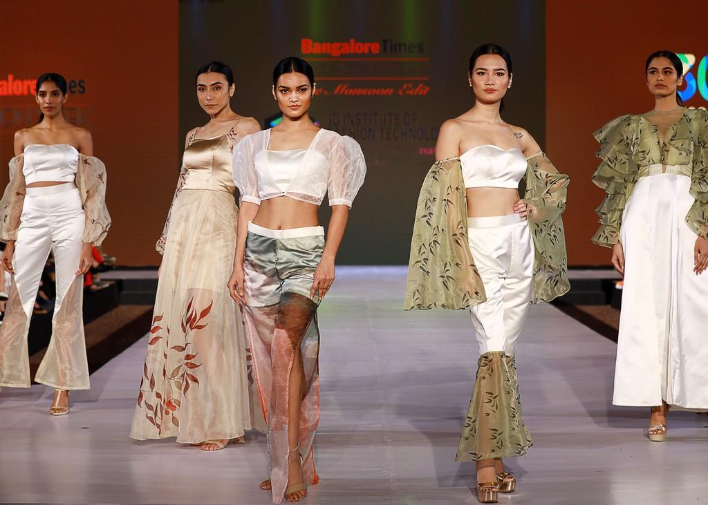 bangalore times fashion week 2019 - BTFW 2019 6 - SPLASH BY JEDIIANS AT  BANGALORE TIMES FASHION WEEK 2019 – MONSOON EDIT