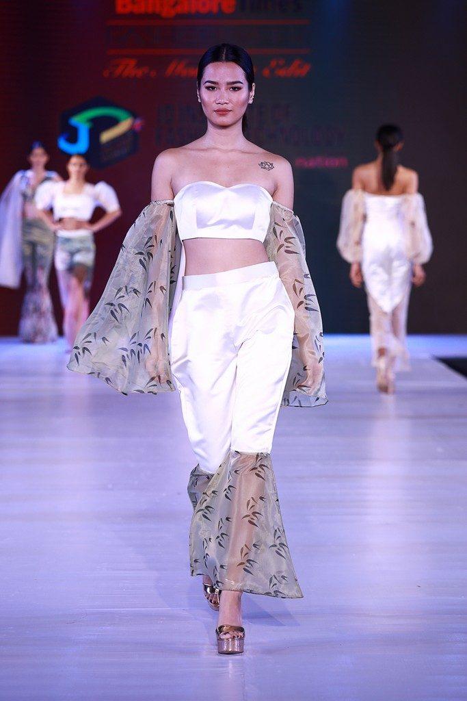 bangalore times fashion week 2019 - BTFW 2019 8 683x1024 - SPLASH BY JEDIIANS AT  BANGALORE TIMES FASHION WEEK 2019 – MONSOON EDIT