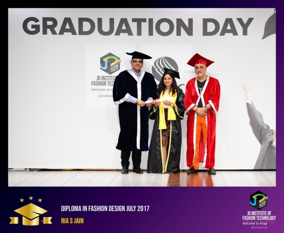 jd institute - Diploma In Fashion Design 15 - JD Institute Holds Graduation Ceremony for its Diploma and Post Graduate Students