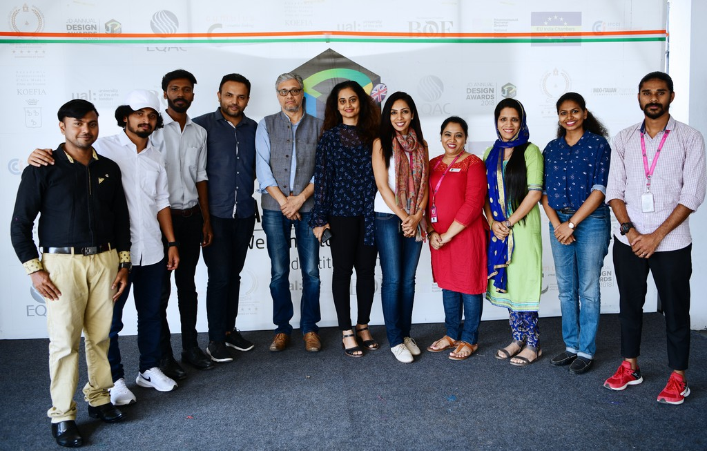 jd institute - FACULTY TRAINEE PROGRAMME AT JD INSTITUTE OF FASHION TECHNOLOGY - WHEN STUDENTS BECOME TEACHERS FACULTY TRAINEE PROGRAMME AT JD INSTITUTE OF FASHION TECHNOLOGY, BANGALORE