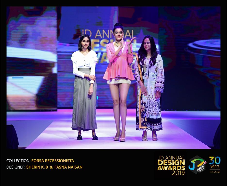 forsa recessionista - FORSA RECESSIONISTA JDADA2019 12 - FORSA RECESSIONISTA–Curator–JD Annual Design Awards 2019 | Fashion Design
