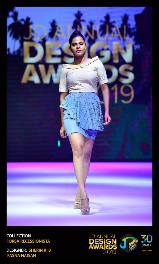 Forsa Recessionista forsa recessionista - FORSA RECESSIONISTA JDADA2019 6 - FORSA RECESSIONISTA–Curator–JD Annual Design Awards 2019 | Fashion Design