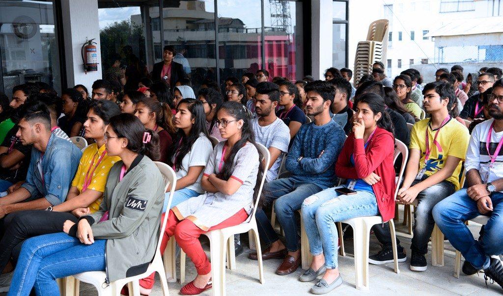 jd institute - IIID3 JD Institute 1024x603 - In conversation with Shyamala Prabhu at JD Institute Brigade Campus