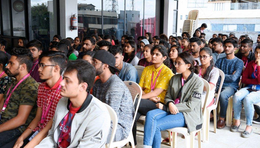 jd institute - IIID4 JD Institute 1024x583 - In conversation with Shyamala Prabhu at JD Institute Brigade Campus