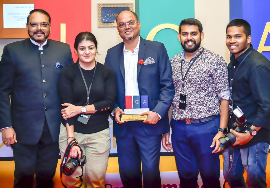 jd institute at iqa 2019 along with photography department - IQA Awards 2019 5 1024x714 - JD Institute at IQA 2019 along with Photography Department