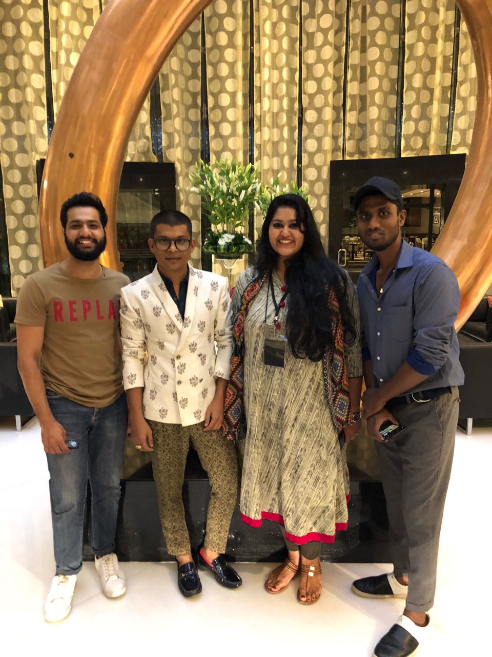 Bangalore fashion week 2018 bangalore fashion week - JEDIIIANS AT WORK BANGALORE FASHION WEEK 2018 1 - JEDIIIANS AT WORK; BANGALORE FASHION WEEK 2018