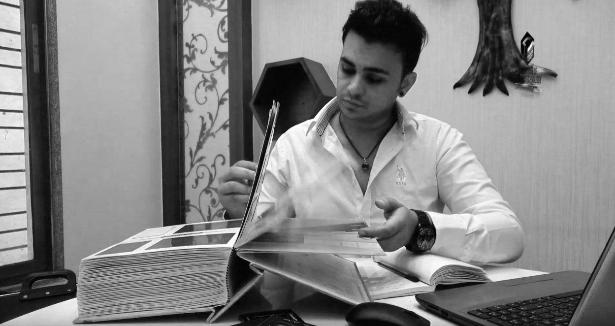 manish shah - Manish Shah Alumni of JD Institute of Fashion Technology Bangalore - Manish Shah