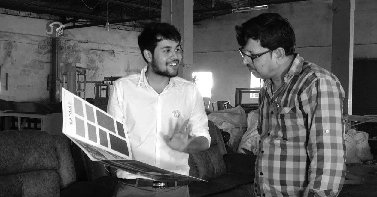 naman kothari - Naman Kothari Alumni of JD Institute of Fashion Technology Bangalore thumb - Naman Kothari