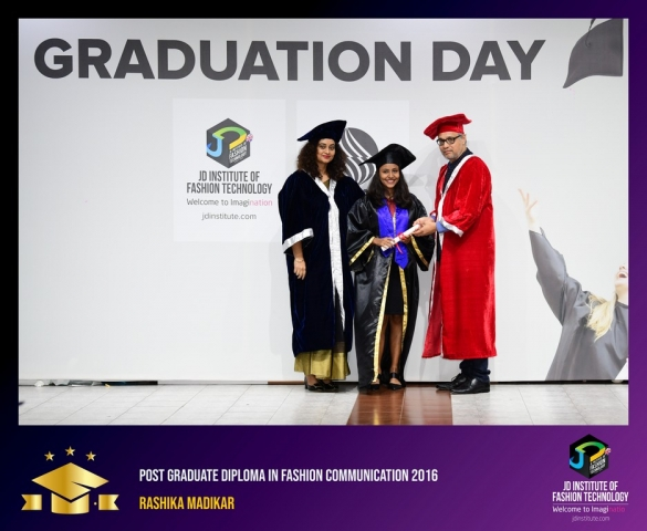 jd institute - Post Graduate Diploma In Fashion Communication 4 - JD Institute Holds Graduation Ceremony for its Diploma and Post Graduate Students