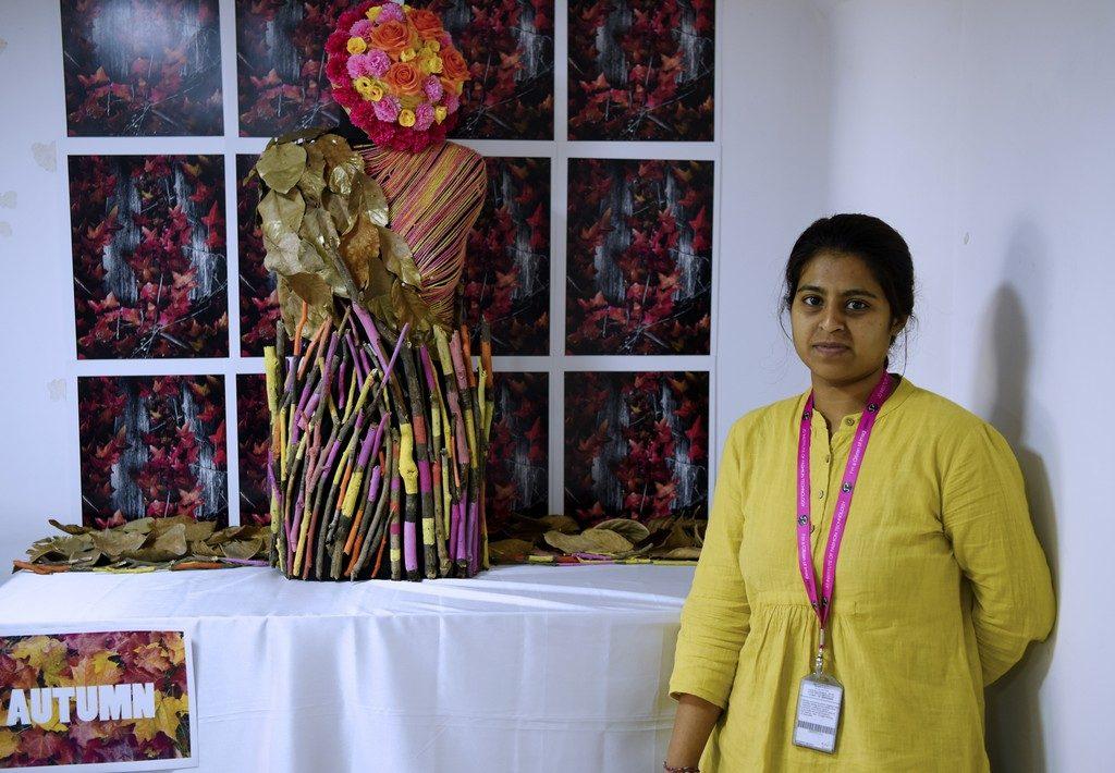 mannequin styling fashion - REFURBISH 5 10 1024x710 - REFURBISH | Mannequein Styling Display by Fashion Communication students