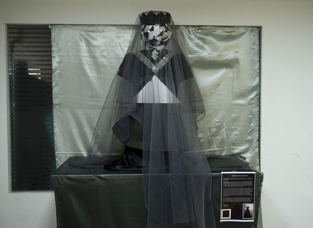 mannequin styling fashion - REFURBISH 5 4 1024x747 - REFURBISH | Mannequein Styling Display by Fashion Communication students