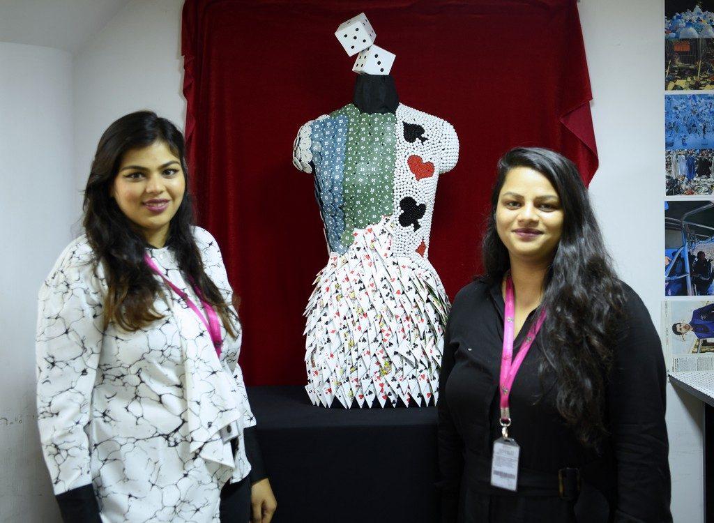 mannequin styling fashion - REFURBISH 5 6 1024x750 - REFURBISH | Mannequein Styling Display by Fashion Communication students