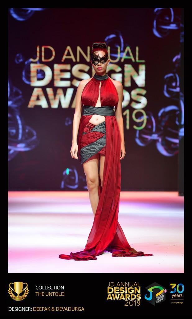 THE UNTOLD the untold - THE UNTOLD   JD Annual Design Awards 2019 Fashion Design 10 - THE UNTOLD–JD Annual Design Awards 2019 | Fashion Design