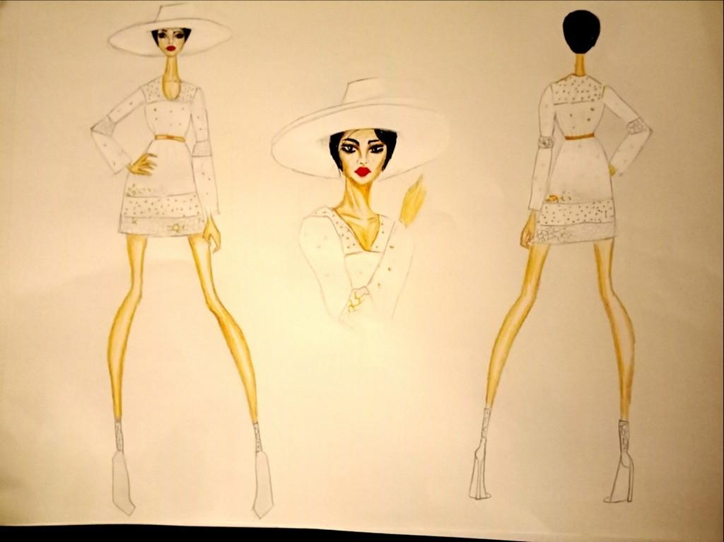 THE VEILED LADY the veiled lady - THE VEILED LADY   JD Annual Design Awards 2019 Fashion Design 5 - THE VEILED LADY–JD Annual Design Awards 2019   Fashion Design