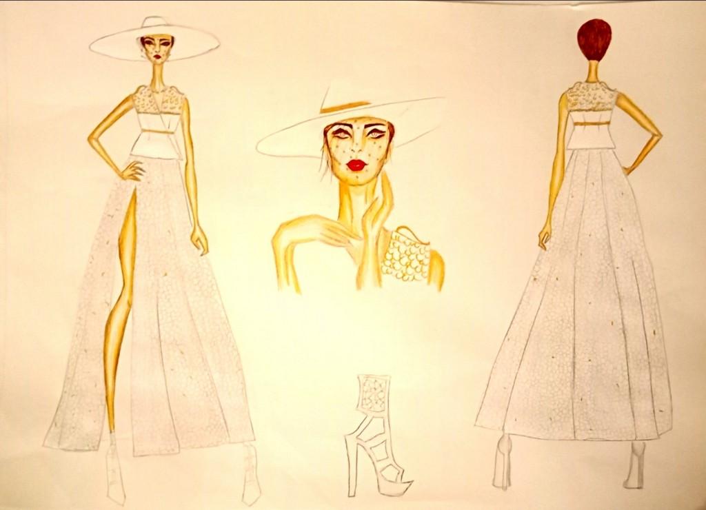 THE VEILED LADY the veiled lady - THE VEILED LADY   JD Annual Design Awards 2019 Fashion Design 7 - THE VEILED LADY–JD Annual Design Awards 2019   Fashion Design