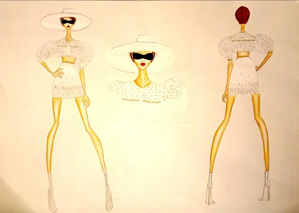 THE VEILED LADY the veiled lady - THE VEILED LADY   JD Annual Design Awards 2019 Fashion Design 8 - THE VEILED LADY–JD Annual Design Awards 2019   Fashion Design
