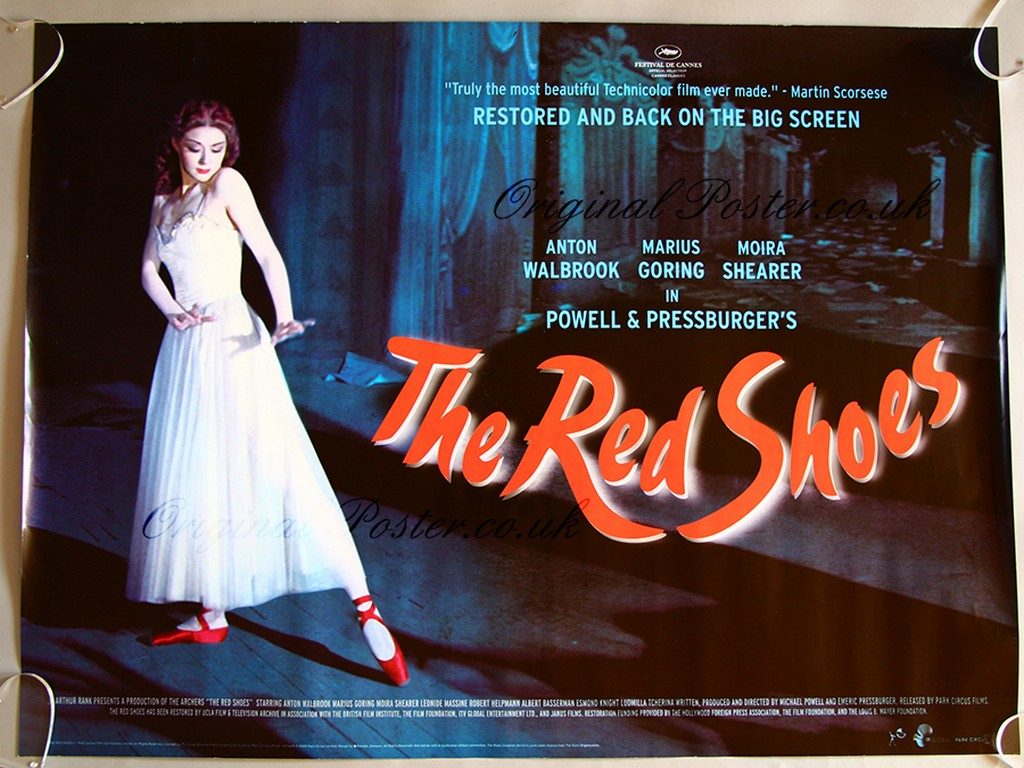 the red shoes the red shoes - The Red Shoes 1 1024x768 - The Red Shoes: 70th Anniversary of the Classic Film