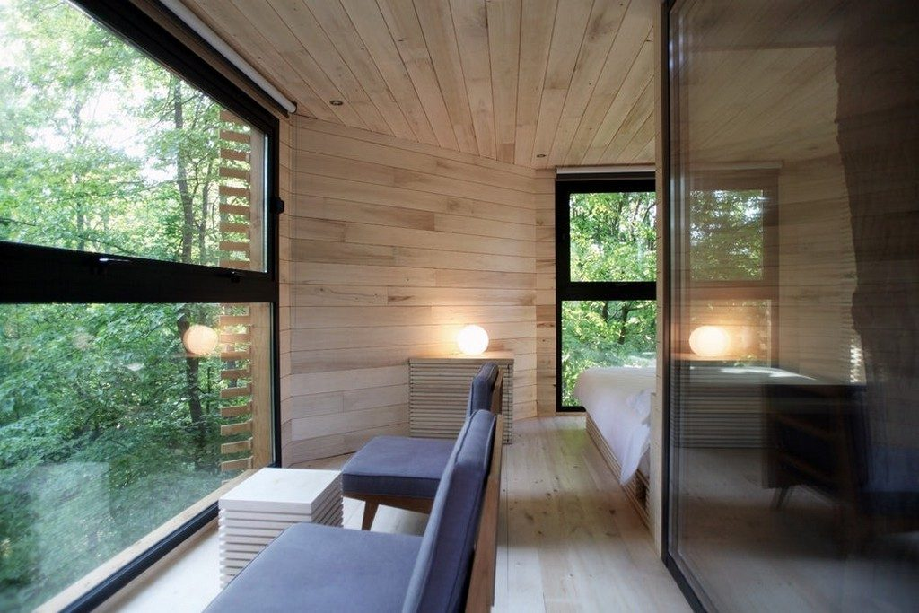 Treehouse treehouse - Treehouse 2 1024x683 - You've Never Seen a Treehouse like This Before