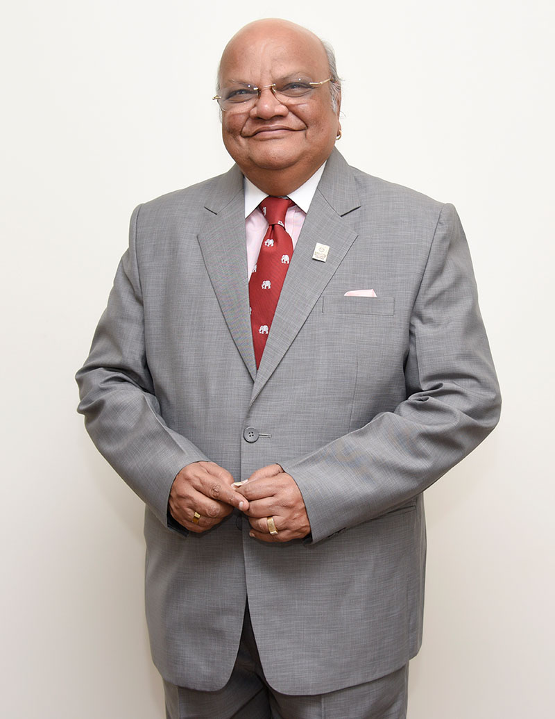 jd institute of fashion technology - Chandraakant Dalal - FOUNDERS