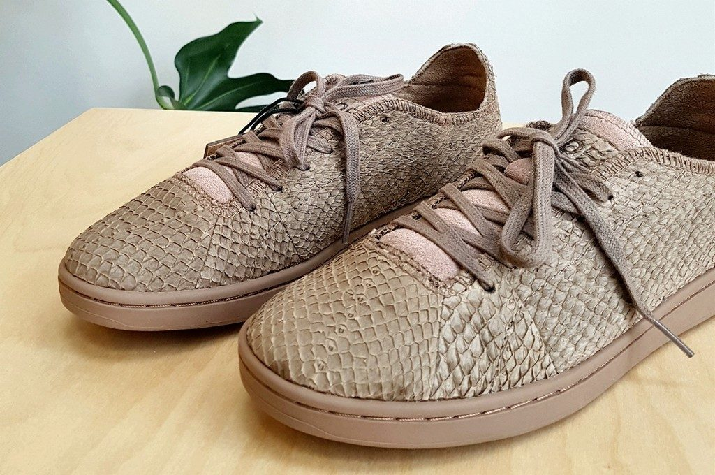leather - Fish Skin Fashion luxury shoes 1 1024x680 - FISH LEATHER ANYONE? – AN ALTERNATIVE TO ANIMAL LEATHER