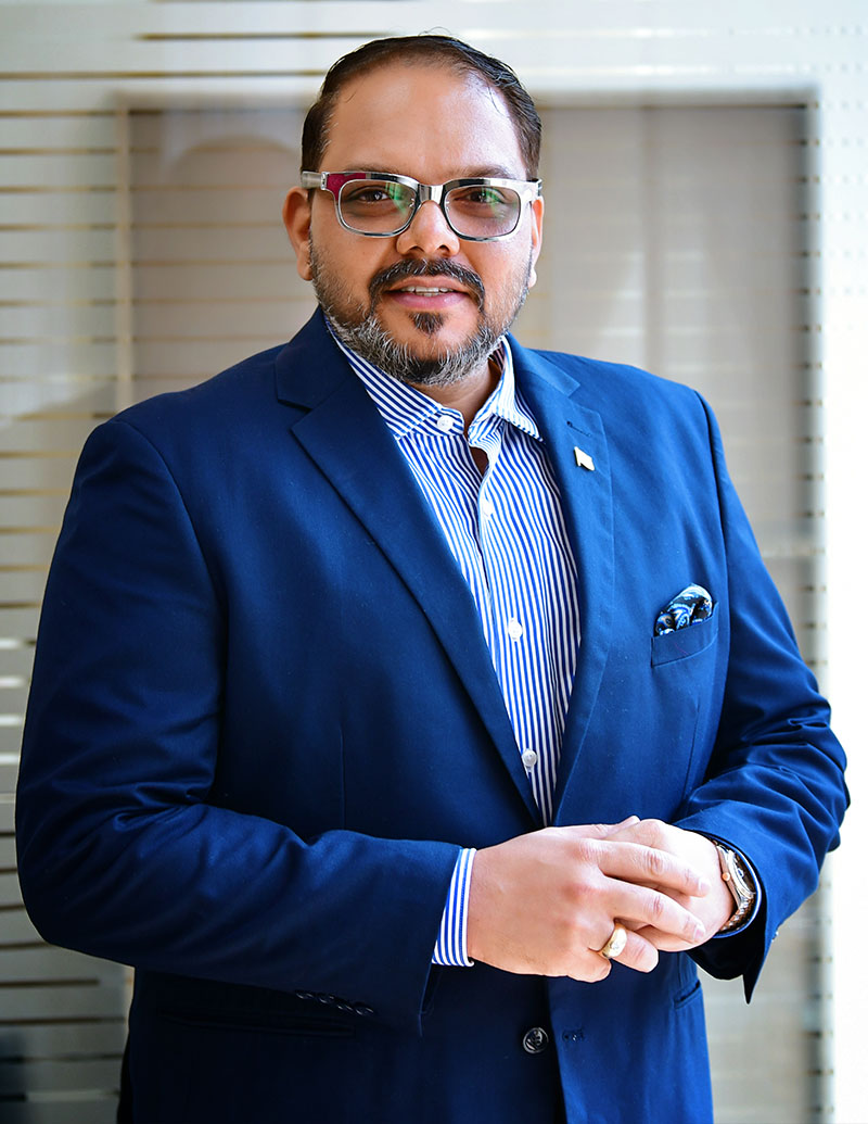 jd institute of fashion technology - Nealesh Dalal - LEADERSHIP TEAM