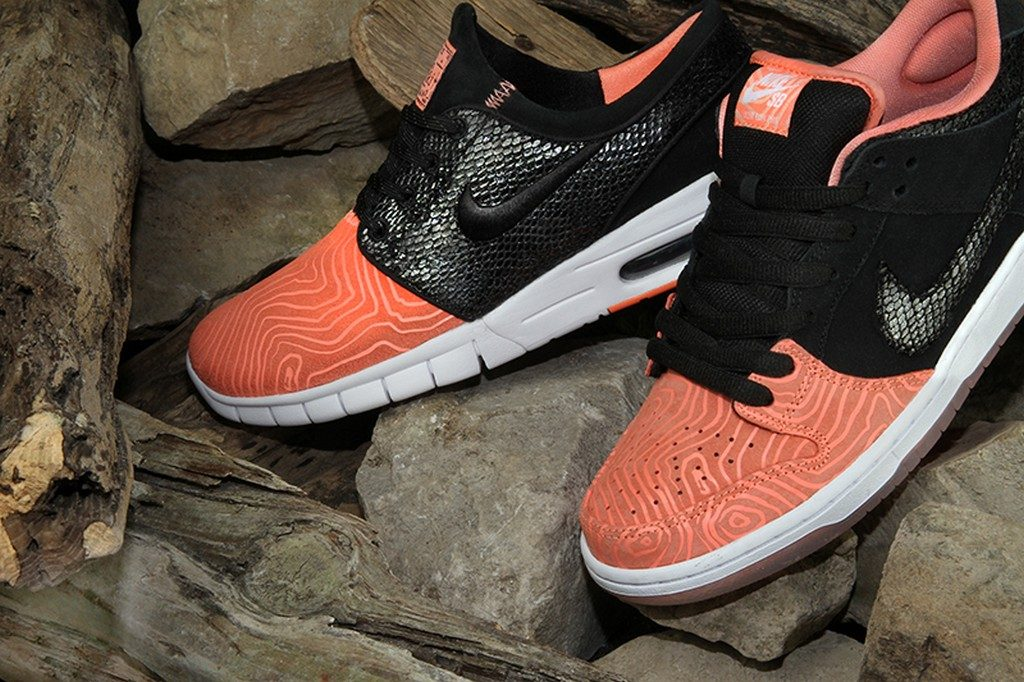 leather - Premier x Nike SB 11 1024x682 - FISH LEATHER ANYONE? – AN ALTERNATIVE TO ANIMAL LEATHER