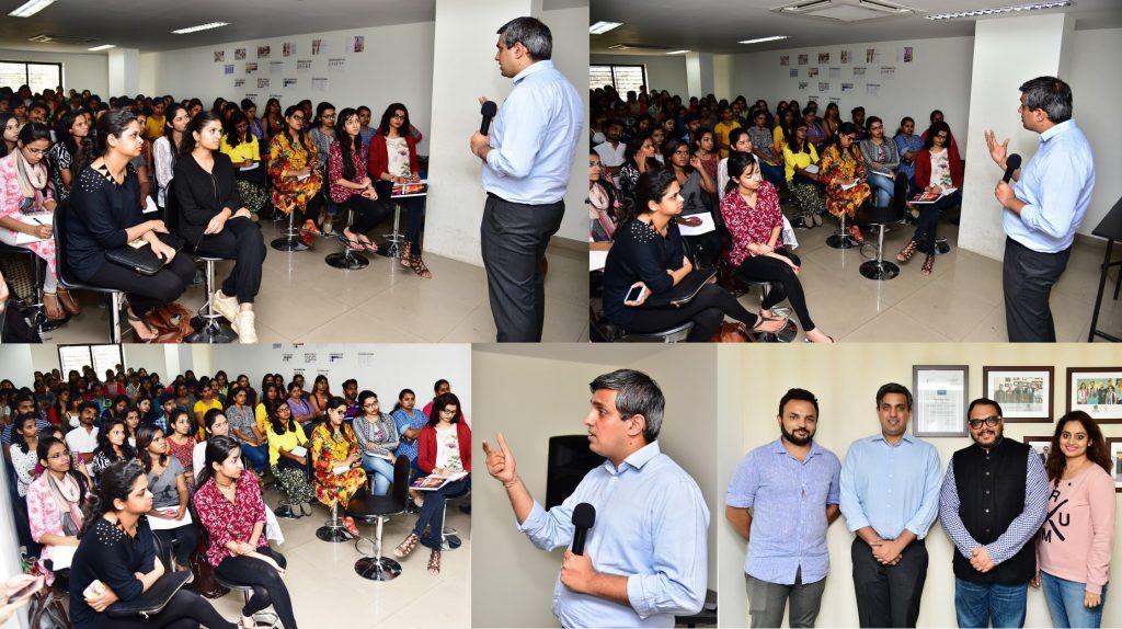fairtrade foundation india - faretrade - Talk on sustainable and ethical fashion by Abhishek Jani from Fairtrade Foundation India