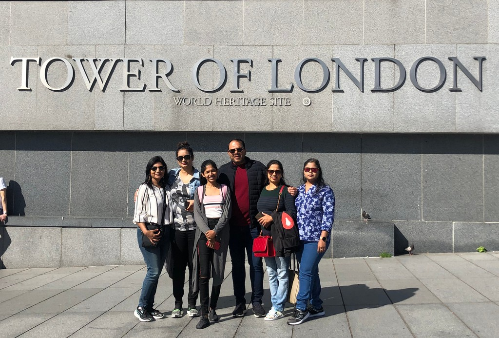 jd imagination journey - A visit to Tower of London - JD IMAGINATION JOURNEY LONDON-PARIS September 2019