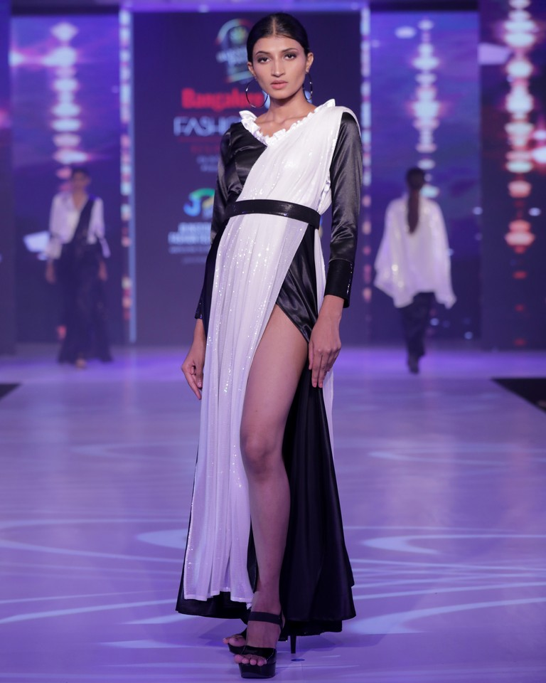jd institute - Bangalore Time Fashion Week 2019 19 - JD INSTITUTE BRINGING THE BEST VERSION OF DESIGN AT BANGALORE TIMES FASHION WEEK- WINTER FESTIVE EDIT