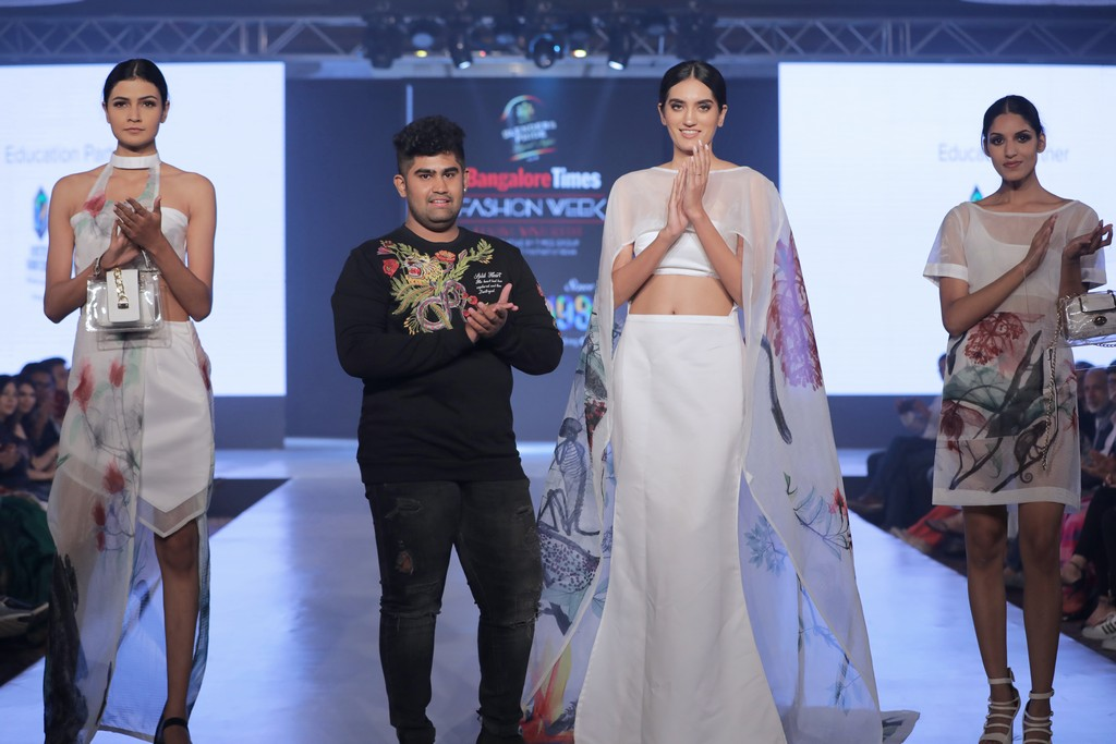 jd institute - Bangalore Time Fashion Week 2019 28 - JD INSTITUTE BRINGING THE BEST VERSION OF DESIGN AT BANGALORE TIMES FASHION WEEK- WINTER FESTIVE EDIT