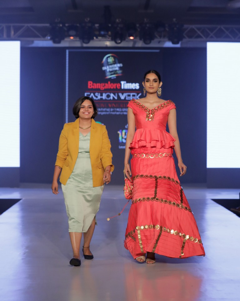jd institute - Bangalore Time Fashion Week 2019 36 - JD INSTITUTE BRINGING THE BEST VERSION OF DESIGN AT BANGALORE TIMES FASHION WEEK- WINTER FESTIVE EDIT