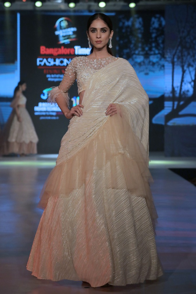 jd institute - Bangalore Time Fashion Week 2019 4 - JD INSTITUTE BRINGING THE BEST VERSION OF DESIGN AT BANGALORE TIMES FASHION WEEK- WINTER FESTIVE EDIT