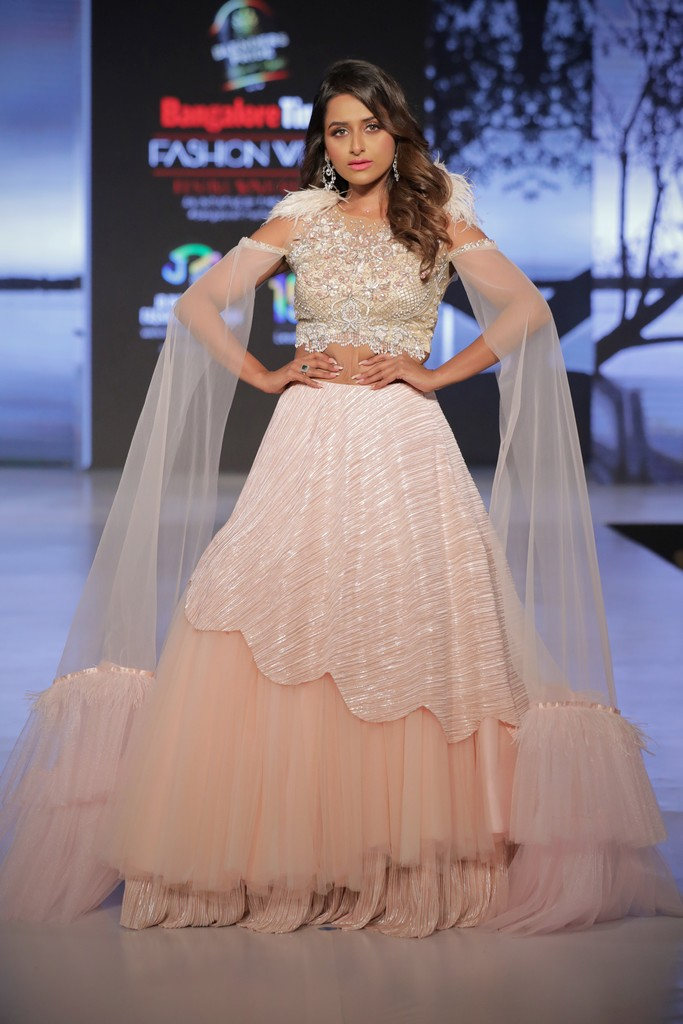 jd institute - Bangalore Time Fashion Week 2019 7 - JD INSTITUTE BRINGING THE BEST VERSION OF DESIGN AT BANGALORE TIMES FASHION WEEK- WINTER FESTIVE EDIT