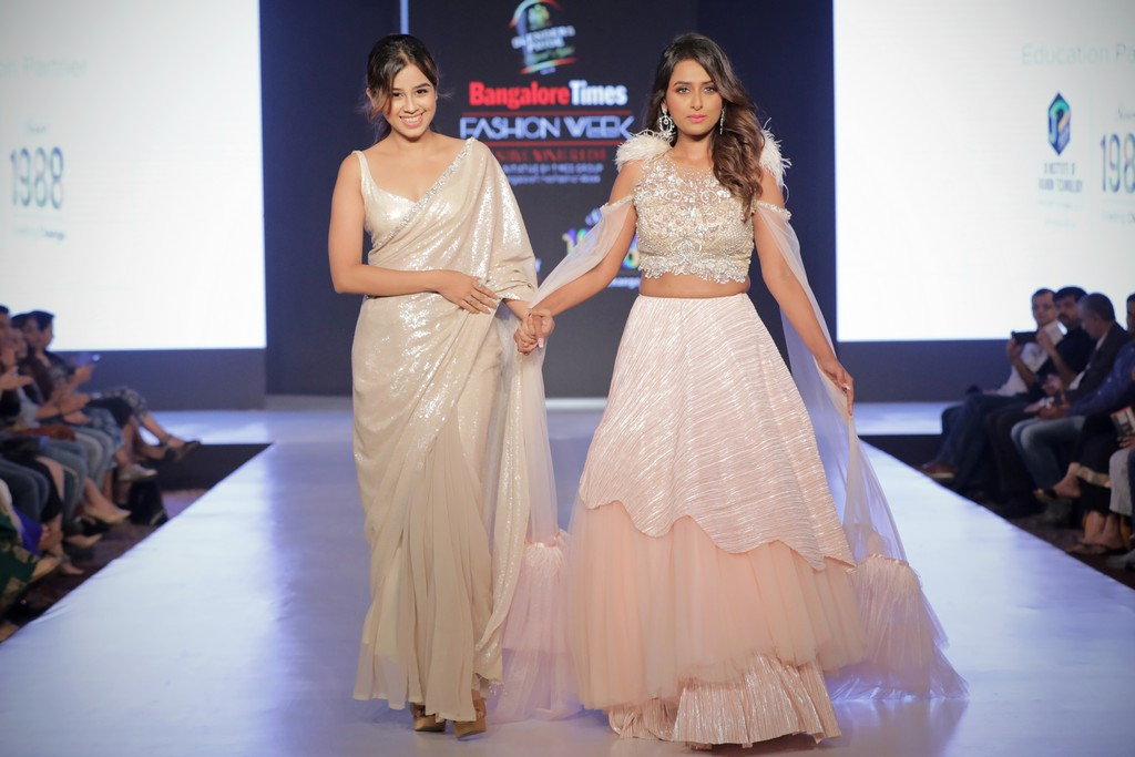jd institute - Bangalore Time Fashion Week 2019 8 - JD INSTITUTE BRINGING THE BEST VERSION OF DESIGN AT BANGALORE TIMES FASHION WEEK- WINTER FESTIVE EDIT