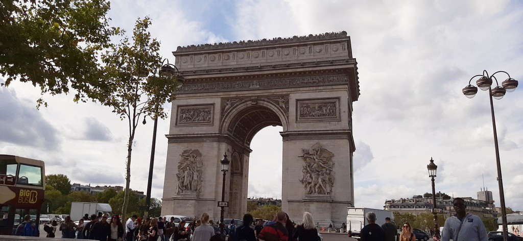 jd imagination journey - Champse elysees - JD IMAGINATION JOURNEY LONDON-PARIS September 2019