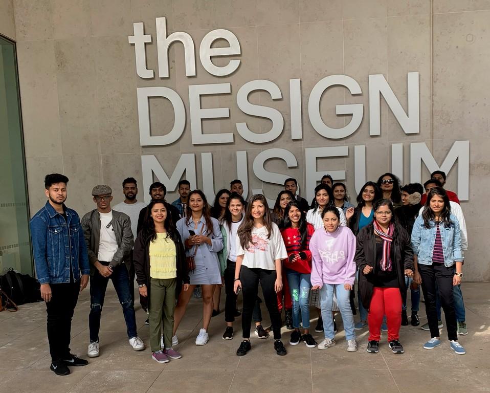 jd imagination journey - Design Museum Visit - JD IMAGINATION JOURNEY LONDON-PARIS September 2019
