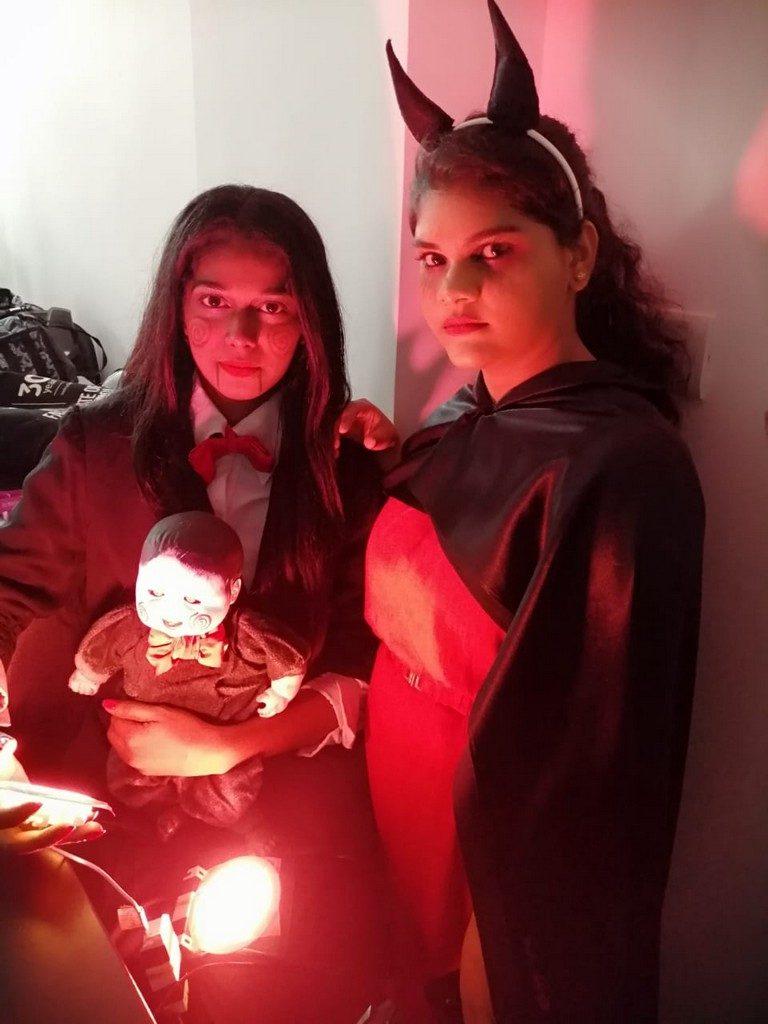 halloween - HALLOWEEN FESTIVITIES AT JD GOA CAMPUS 11 768x1024 - HALLOWEEN FESTIVITIES AT JD INSTITUTE – GOA