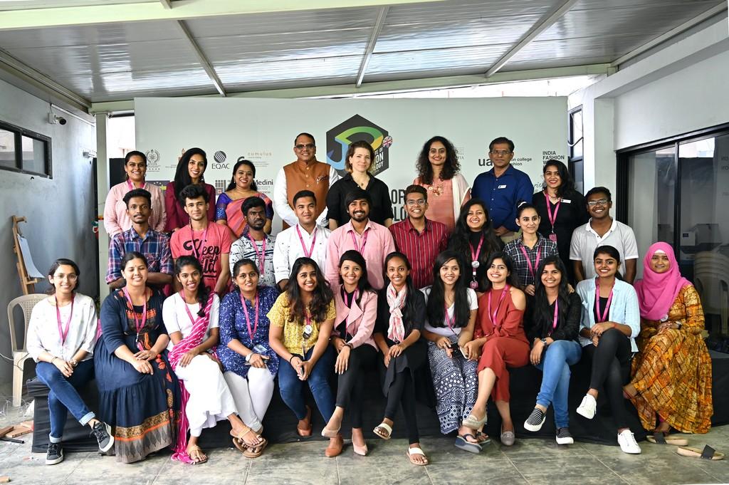 jd institute - JD INSTITUTE BANGALORE STUDENTS TUTORED BY AN INTERNATIONAL DESIGNER 50 - JD INSTITUTE, BANGALORE STUDENTS TUTORED BY AN INTERNATIONAL DESIGNER