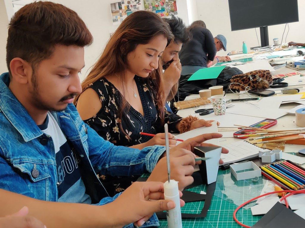 chelsea college of the arts - JD x Chelsea College of the Arts Ual 10 1024x768 - JD x Chelsea College of the Arts, Ual Interior Styling Experience September 2019