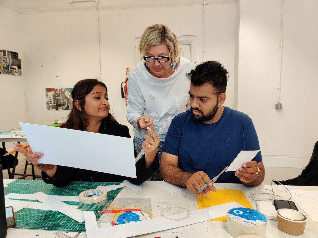 chelsea college of the arts - JD x Chelsea College of the Arts Ual 2 1024x768 - JD x Chelsea College of the Arts, Ual Interior Styling Experience September 2019