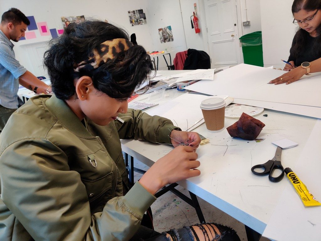 chelsea college of the arts - JD x Chelsea College of the Arts Ual 3 1024x768 - JD x Chelsea College of the Arts, Ual Interior Styling Experience September 2019