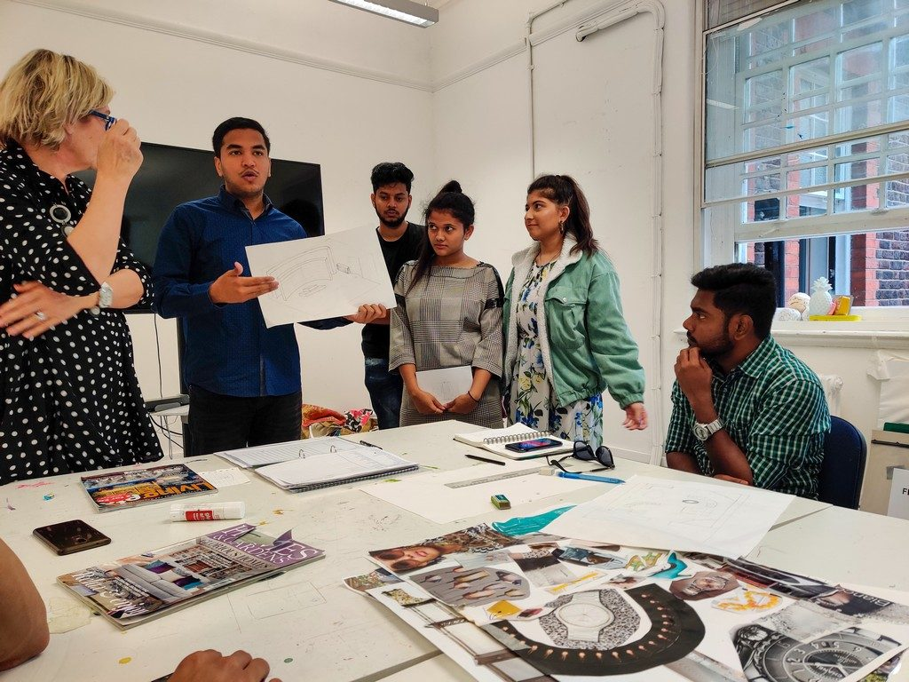 chelsea college of the arts - JD x Chelsea College of the Arts Ual 8 1024x768 - JD x Chelsea College of the Arts, Ual Interior Styling Experience September 2019