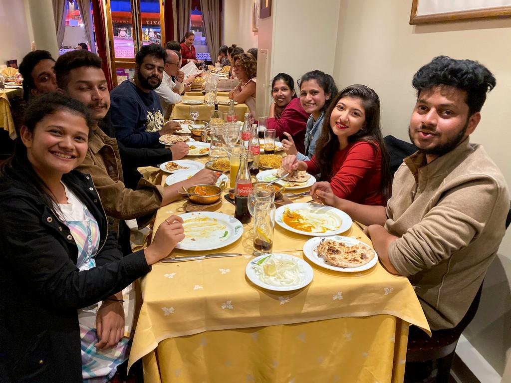 jd imagination journey - Last Dinner at Paris - JD IMAGINATION JOURNEY LONDON-PARIS September 2019