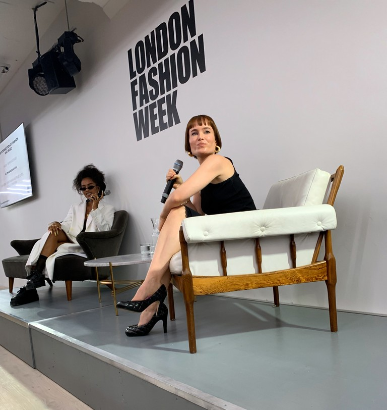 jd imagination journey - London Fashion Week VIsit - JD IMAGINATION JOURNEY LONDON-PARIS September 2019