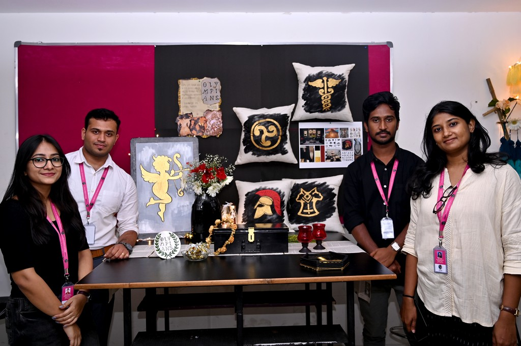 interior design course students go creative with their product display - PRODUCT DISPLAY INTERIOR DESIGN STUDENTS SEEK INSPIRATION FROM AROUND THE WORLD 15 - INTERIOR DESIGN COURSE STUDENTS GO CREATIVE WITH THEIR PRODUCT DISPLAY